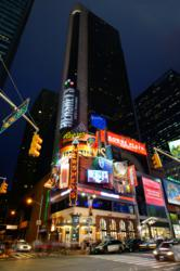 The Crowne Plaza Times Square Manhattan