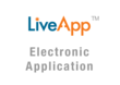 electronic application