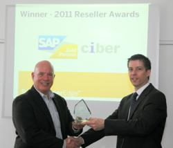 "CIBER UK retains award for ""Most Satisfied Customers"""