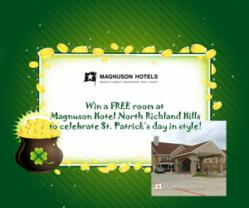 ST. Patrick's Day at Magnuson Hotel North Richland Hills