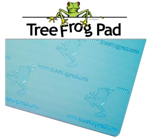 Tree Frog Pad Introduces Dashboard Organizer Sticky Pad To