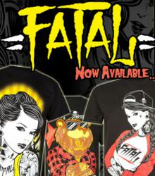 Fatal Clothing Now Available at BodyJewelrySource.com