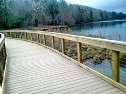 nature bridges, city of clay, alabama, pedestrian bridge, boardwalks