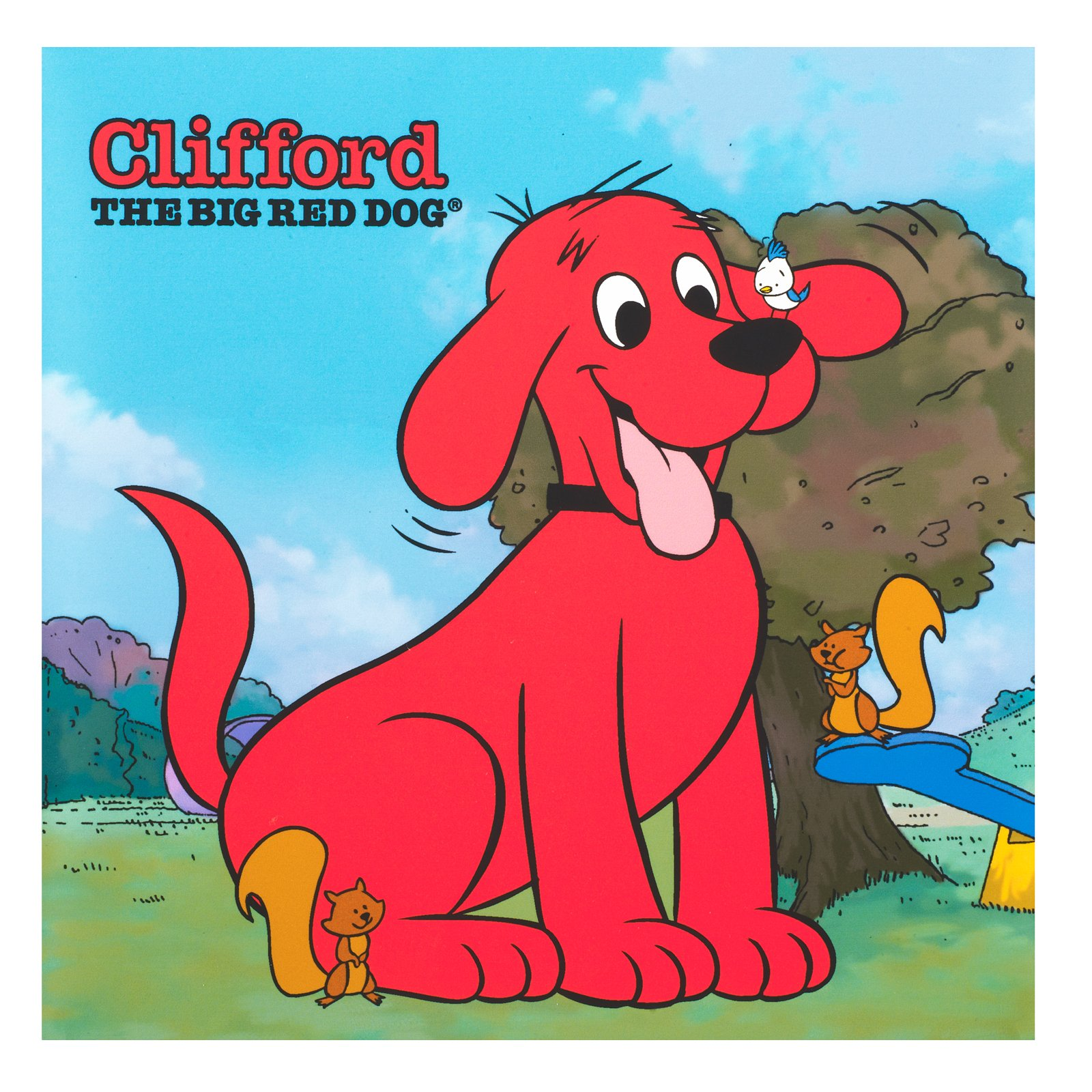 BirthdayExpress.com Brings Clifford the Big Red Dog(R) to the Party