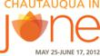 Chautauqua in June, May 25 - June 17, 2012