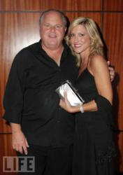 Sugar Daddy Rush Limbaugh and Sugar Baby Wife Kathryn Rogers
