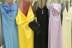 Prom Dresses at Thrift Town!