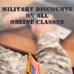 ChildSharing Online Class Military Discount