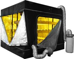 The Highest Yielding Vertical Grow System the Big Buddha Box