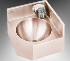 Antimicrobial Hand Wash Copper Sinks