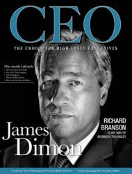 The CEO Magazine is the world's leading business magazine