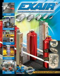 Introducing EXAIR's New Catalog 25
