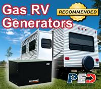 gas rv generator, gas rv generators, top gas rv generators, best rv gas generators