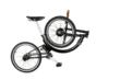 Conscious Commuter e-bike -- Front wheel folded