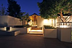 A. Quincy Jones Beverly Hills home