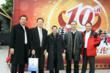 Achievo CEO Darryl Quan and Division Executives at 10th Anniversary celebration in China.
