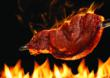 Rodizio Grill serves only premium cuts of beef, chicken, lamb, pork and fish.