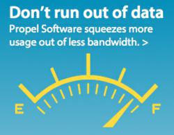 Propel - Don't run out of mobile data.