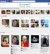 Home Page on dating social network, theComplete.me