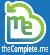 Logo for dating social network, theComplete.me
