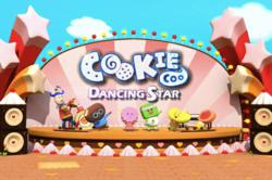 CookieCoo Dancing Star: iOS Rhythm App for Kids Puts Smiles on Faces