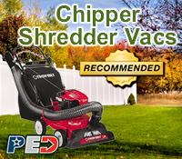 best chipper vac, chipper shredder vac, chipper shredder vacuum