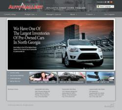 Home Page of AutoGalleryInc.com