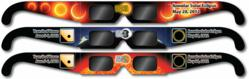 Safe CE Certified Solar Eclipse Glasses for Annular Solar Eclipse and Tranist Of Venus 2012