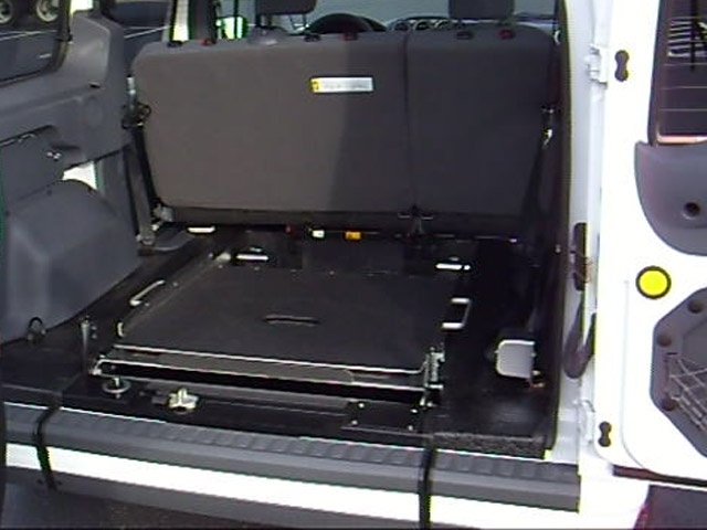 Minivans For Sale >> Commercial Wheelchair Vans Builder MobilityWorks Announces New Flex Flat Ramp System for Taxis ...
