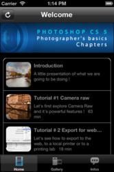Photoshop Basics for iOS: Master Photoshop basics in a few hours with the newly launched app for iPhone and iPad from Photoserge.com