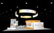 Customized Rental Tradeshow Display by nParallel