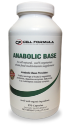 Cell Formula Testosterone Boost Now Available with All Natural Anabolic Base from True Healthy Products