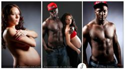 San Francisco 49ers Player Drafts San Francisco Photographer Michael Soo for Pregnancy Photos