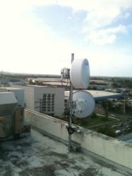 Aeronet Offers 100 Mbps Broadband in PR