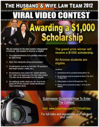 Husband and Wife Law Team Viral Video Contest
