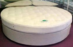 Round Bed