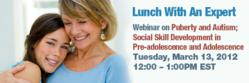 Special Learning's Lunch With An Expert Webinar Series