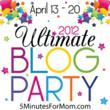 The Ultimate Blog Party 2012