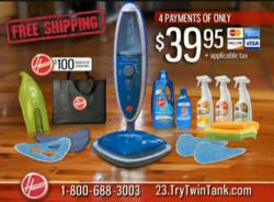 Acquirgy Announces Launch Of Hoover 174 Infomercial For