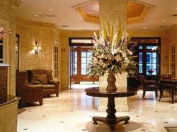 Manufactured stone coral paneling adds elegance to any design without a sky high price tag