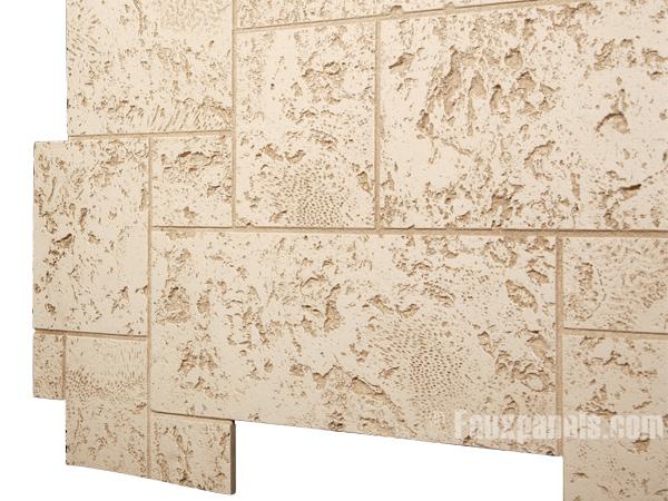 Fauxpanels Com Announces Its Newest Faux Stone Design