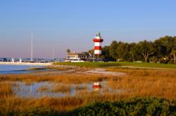 Harbour Town Golf Links at the Sea Pines Resort, Hilton Head Island, SC