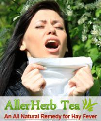 Hay Fever All Natural Remedy