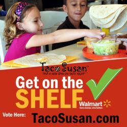 Put a New Spin on Taco Night with the Taco Susan
