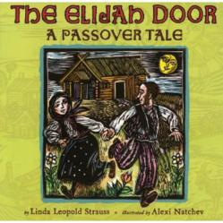 Linda Leopold Strauss, Passover, Seder, picture book, children's book