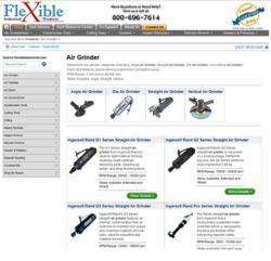 Flexible Industrial Air Grinder Categoy