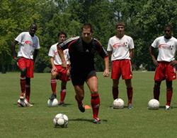 Soccer Camps | Eurotech Soccer World