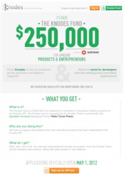 Knodes Social Data Analyzing API Fund for Developers