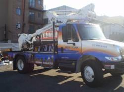 Custom Bucket Trucks For Sale at I-80 Equipment