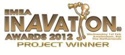 proAV scoops Most InAVative Unified Communications Project at InAVation Awards ceremony in Amsterdam.